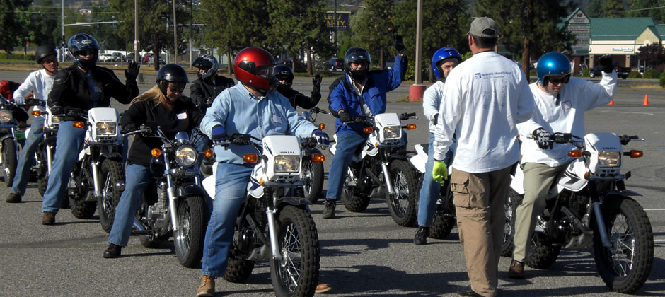 SPOKANE MOTORCYCLE TRAINING